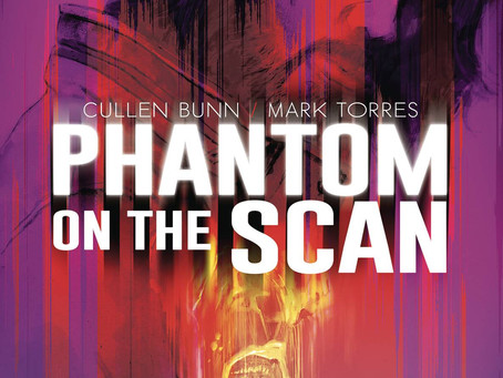 PHANTOM ON THE SCAN, ISSUE #1