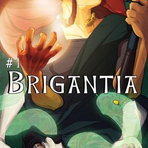 BRIGANTIA, ISSUES #1-2