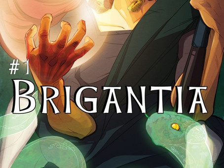 BRIGANTIA, ISSUES #1-2