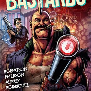 SPACE BASTARDS, ISSUE #1