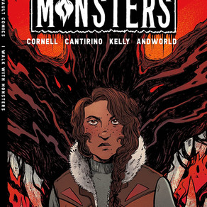 I WALK WITH MONSTERS, ISSUE #1