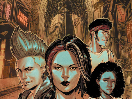 SILVER CITY, ISSUE #1