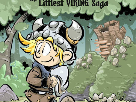 BEORN: THE LITTLEST VIKING SAGA, VOL. 1
