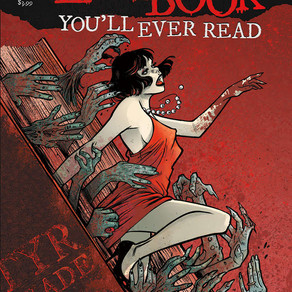 THE LAST BOOK YOU'LL EVER READ, ISSUE #1