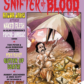EDGAR ALLAN POE'S SNIFTER OF BLOOD, ISSUE #6