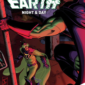 THE WRONG EARTH: NIGHT AND DAY, ISSUE #1