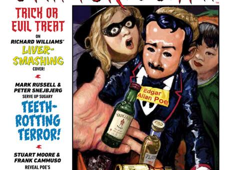 EDGAR ALLAN POE'S SNIFTER OF DEATH, ISSUE #1