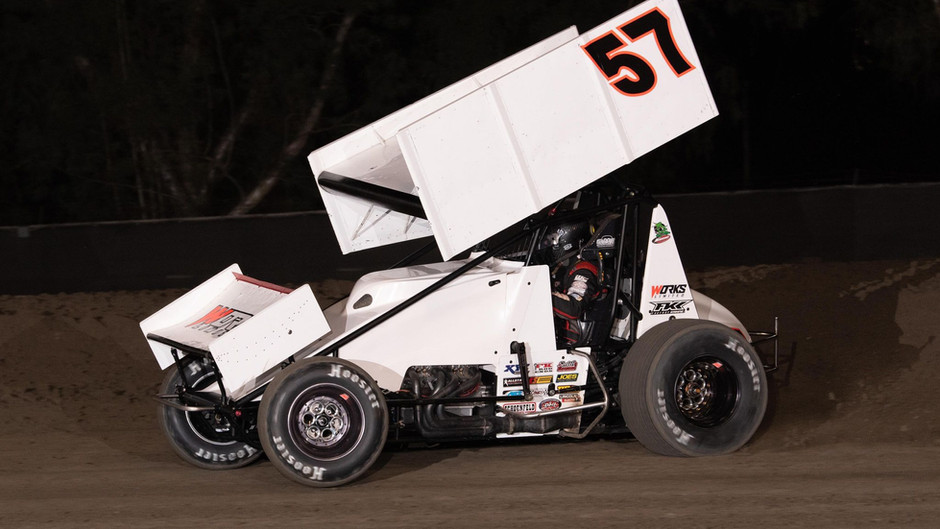 Sanders Nets Trio of Top-5's in Hanford, CA and Claims Morrie Williams Tribute Championship