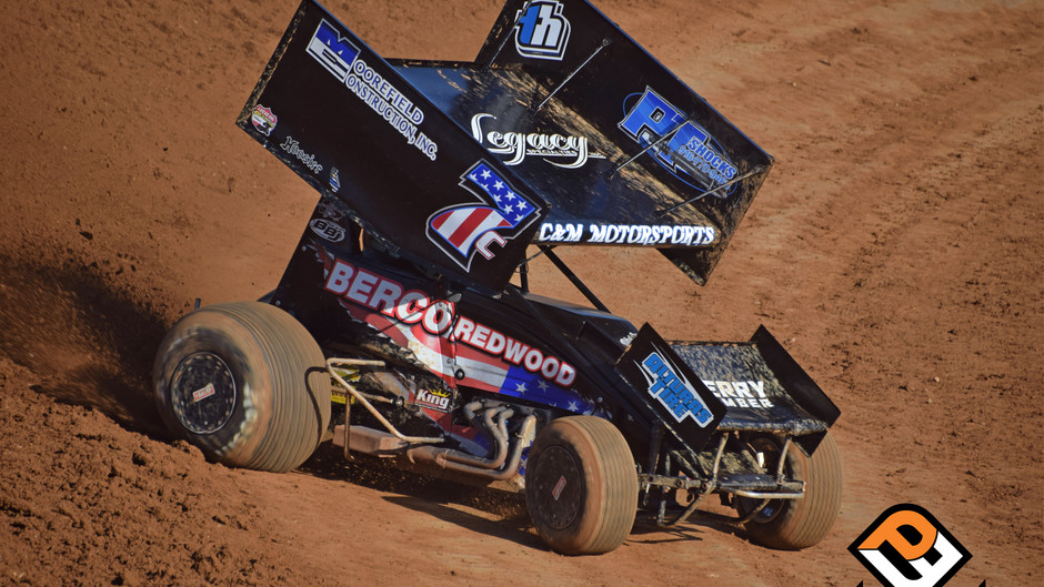 Cox Fifth at Nor*Cal Posse Shootout Opener Before Saturday Contact Ends Night Early