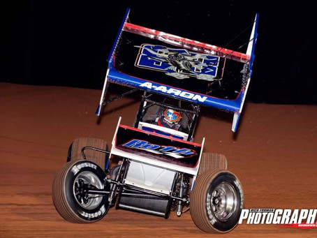 Reutzel Rules Screven with the All-Star Circuit of Champions