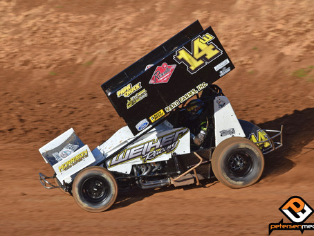 Feature Event Issue Brings Ryan Robinson's SCCT Opener To Close
