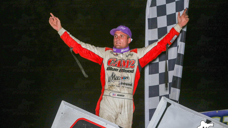 Paul Nienhiser Pockets Win with MOWA; Second with WAR