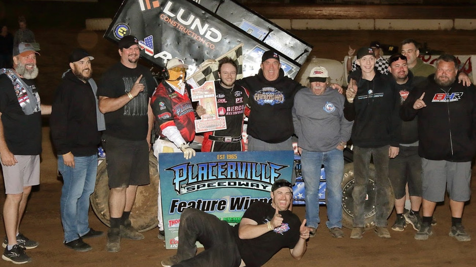 Justyn Cox Wins Sunday Funday at Placerville Speedway with C&M Motorsports