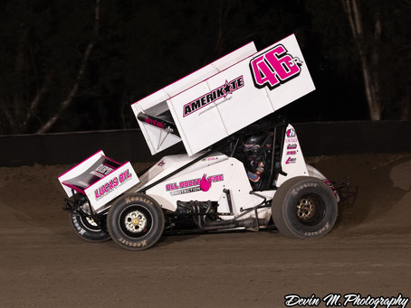Myers Jr Continues to Gain Valuable 410ci Experience in Hanford, CA
