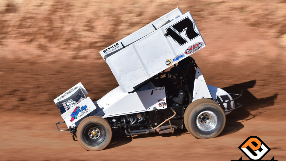 Kalib Henry Charges to Second Place Finish as McColloch Motorsports Returns to Racing Action