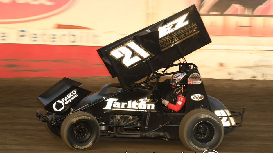 Tough Lucks Slows Corey Day and Tarlton Motorsports During Double Header Weekend