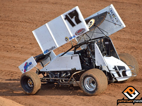 Henry 11th at Keller Auto Speedway with McColloch Motorsports