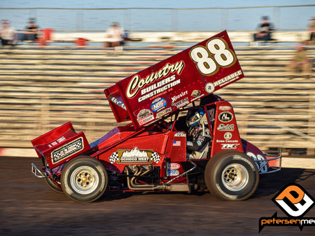 The Legend Continues; Austin and Carson McCarl to Compete in Trophy Cup with Iconic Country Builders