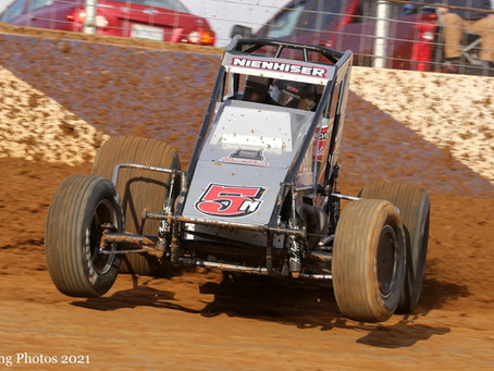 Turbulent Trip to PA for Nienhiser and KO Motorsports