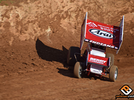 Justyn Cox Sixth at Placerville Speedway During Mark Forni Classic Tune Up