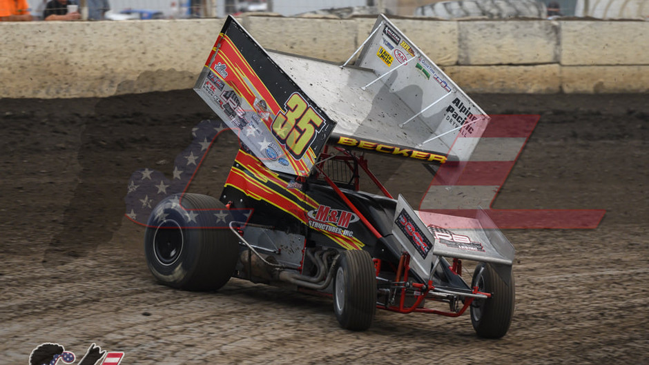 Sean Becker Second Overall at Morrie Williams Tribute