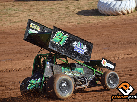 2nd Place Run at Marysville Raceway Highlights Busy Week for Shane Hopkins