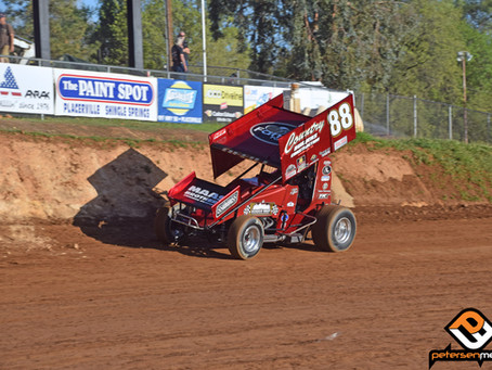 Placerville Speedway on Tap for Kyle Offill and Country Builders Racing