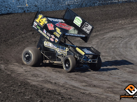 Ryan Robinson Lands Back on SCCT Podium; Pulls to Within 7 Digits of Series Point Lead