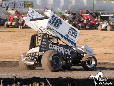Antioch Top-10 for Blake Carrick