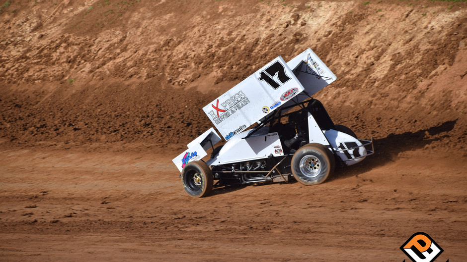Late Flat Derails Kalib Henry and McColloch Motorsports at Placerville Speedway