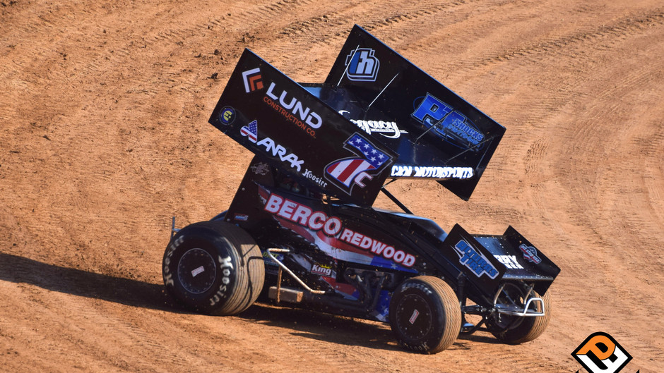 Good Run at Placerville Speedway Ends Early for Justyn Cox and C&M Motorsports