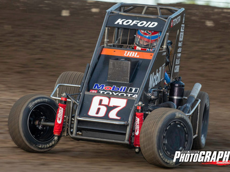 SAVE THE DATE: USAC NOS Energy Drink National Midget Series to Make Merced Speedway Debut in Nov.