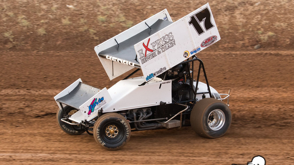 Good Night Goes South for Kalib Henry and McColloch Motorsports