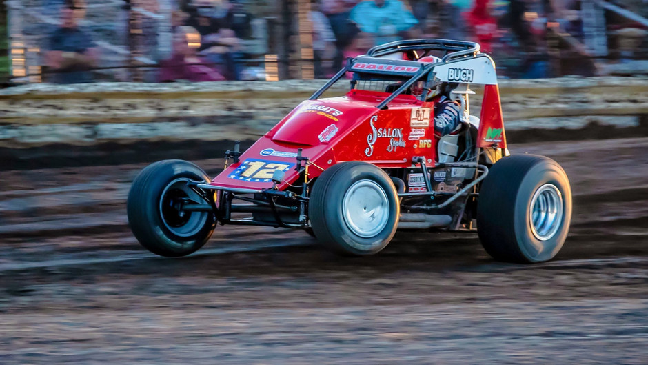 Ballou Motorsports Moves Forward with Robert Ballou in 2021; Set To Run Full USAC Sprint Car Slate