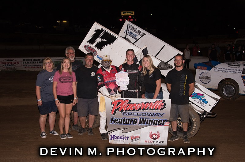 Kalib Henry and McColloch Motorsports Score First win of 2020