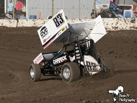 Tanner Carrick Picks Up Top-Five at Johnny Key Classic
