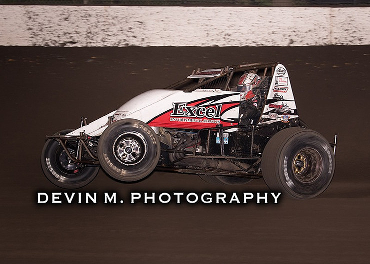 Austin Liggett Picks Up Pair of Third Place Finishes with USAC