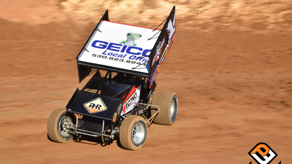 Forsberg and F&F Racing Fourth with SCCT at Bradway Memorial