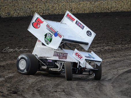 'The Shark' Second During Reunion with Van Lare Motorsports