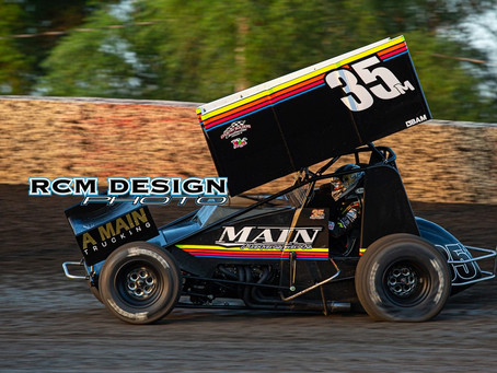 Ian Madsen California Bound This Weekend Following Eighth Place Run at 'Last Call' Opener