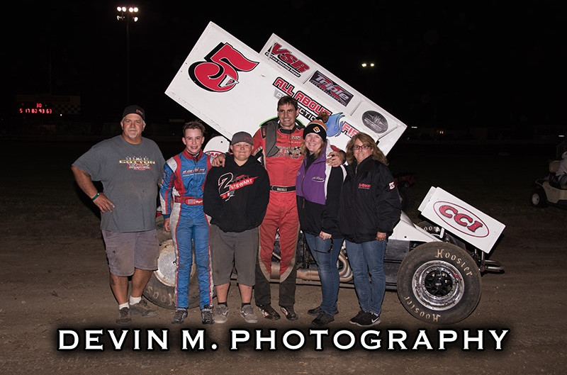 The Sharks Scores Win with Van Lare Motorsports