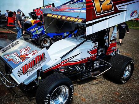 Robert Ballou Makes Return to Racing in Posse Country