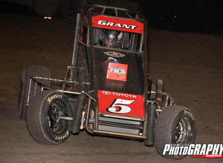 Details Released For USAC NOS Energy Drink National Midget Series Two-Day Event at Merced Speedway