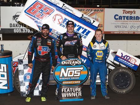 Huset's 50 Win Highlights Big Week of Racing for Aaron Reutzel and Roth Motorsports