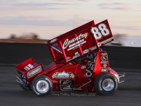 Kyle Offill Eyes Knoxville Raceway Debut on Heels of Weekend with All Stars