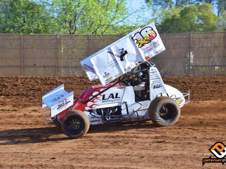 Gregg Grabs Placerville Speedway Top-10