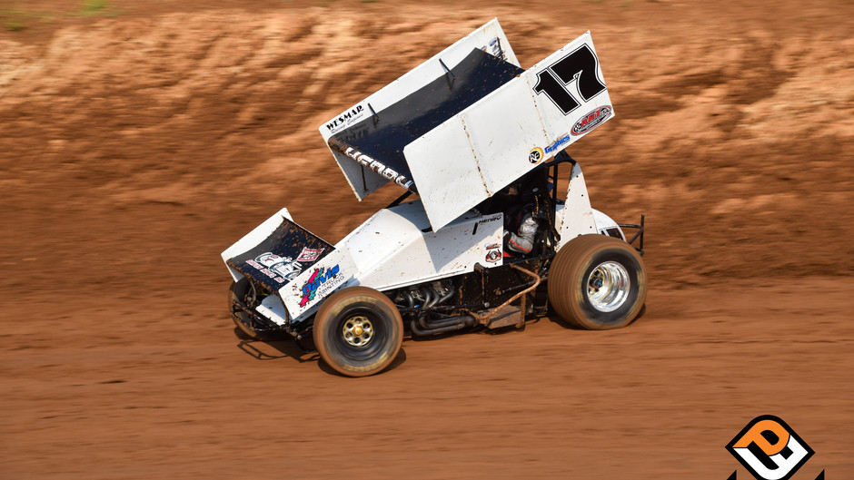 Henry Charges to Second with McColloch Motorsports