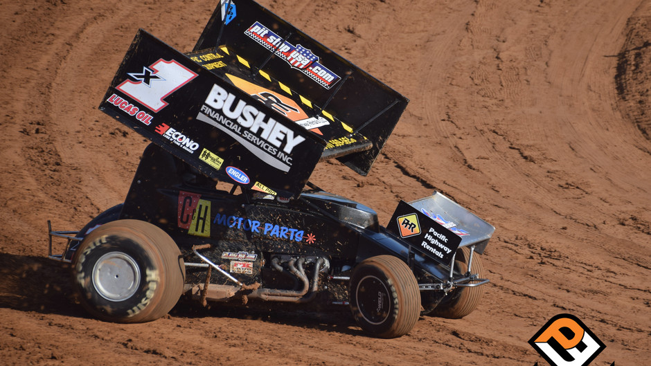 Andy Forsberg Fourth at Nor*Cal Posse Shootout