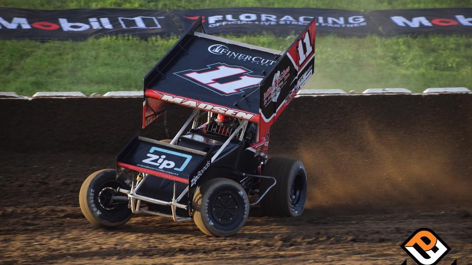 Ian Madsen and Sam McGhee Motorsports Ride Recent Momentum into Grueling Ohio Speedweek