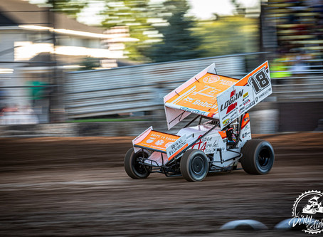 Gio Scelzi and KCP Racing Put Together Strong 4 Race Showing with All Star Circuit of Champions